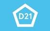 D21 logo 102 x 64