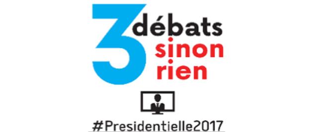 «4 débats sinon rien» : Une nouvelle gouvernance, réinventer le dialogue politique !