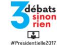 L'initiative «3 débats sinon Rien», reprise dans Télé2semaines