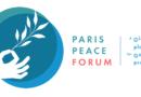 11 au 13 novembre 2019 – Forum de Paris sur la paix