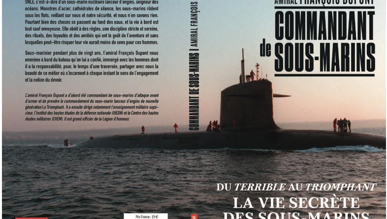 «Commandant de Sous-marins», par François Dupont