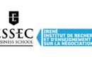 29 juin 2020 – Conférence ZOOM avec l'ESSEC et la LSE sur les partenariats entre le public et le privé