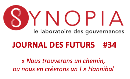 Journal des Futurs #34 – Coronavirus : information et formation de la crise
