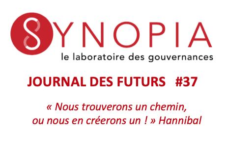 Journal des Futurs #37 – Séparatismes ?