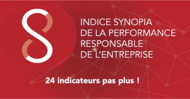 COMMUNIQUÉ DE PRESSE  : lancement de l'Indice Synopia de la Performance Responsable de l'Entreprise