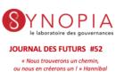 Journal des Futurs #52 – Le virus, les pompiers marseillais et la startup nation – Fable d'actualité