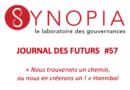 Journal des Futurs #57 – La crise du COVID-19 : un nouveau souffle pour l'Europe ?