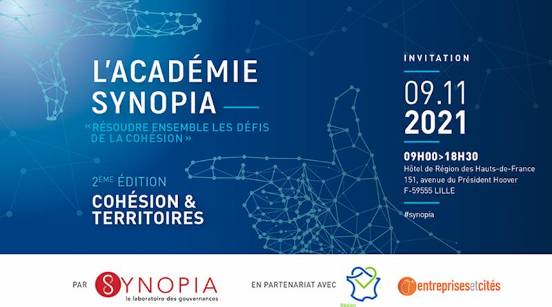 9 novembre 2021 – L'Académie Synopia #2 à Lille !